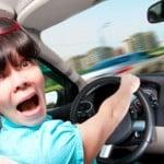 Tenho medo de dirigir