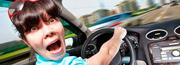 vencer o medo de dirigir