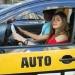 Como dirigir bem na auto escola