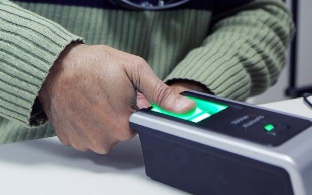o que é coleta biométrica do detran