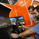 Simulador de direção do Detran para tirar habilitação