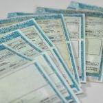 CNH provisória pode levar multa?