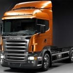 Categoria C pode dirigir truck?