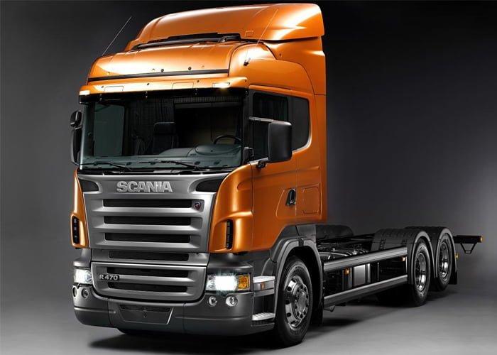 habilitação categoria C pode dirigir truck