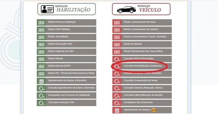 consulta de multas Detran Pará