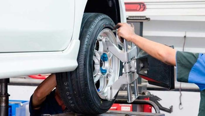 Quanto custa o alinhamento e balanceamento de pneus