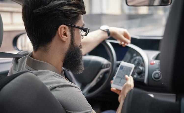 pode trabalhar no Uber com CNH provisória